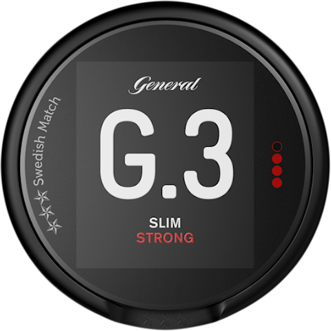 G.3 Slim Portion Strong