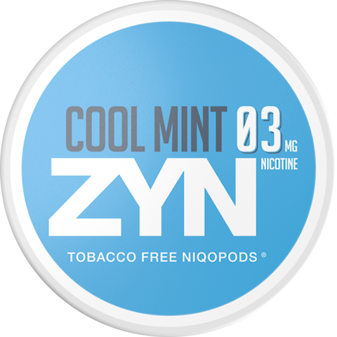 ZYN Cool Mint 3mg