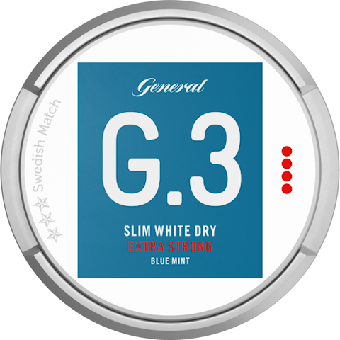 G.3 Blue Mint Slim
