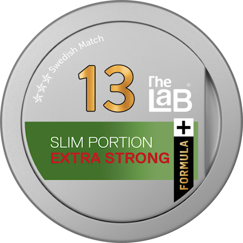 The Lab 13 Formula+ Slim Portion Extra Strong
