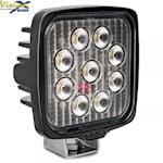 Vision X Vl Series Square 9-Led 45W W/Dt, VWS050940