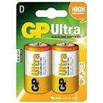 GP Ultra LR20 Batteri, 9191040