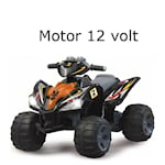 Jamara ATV Barn Ride on EP 12 volt, 41-112-404640