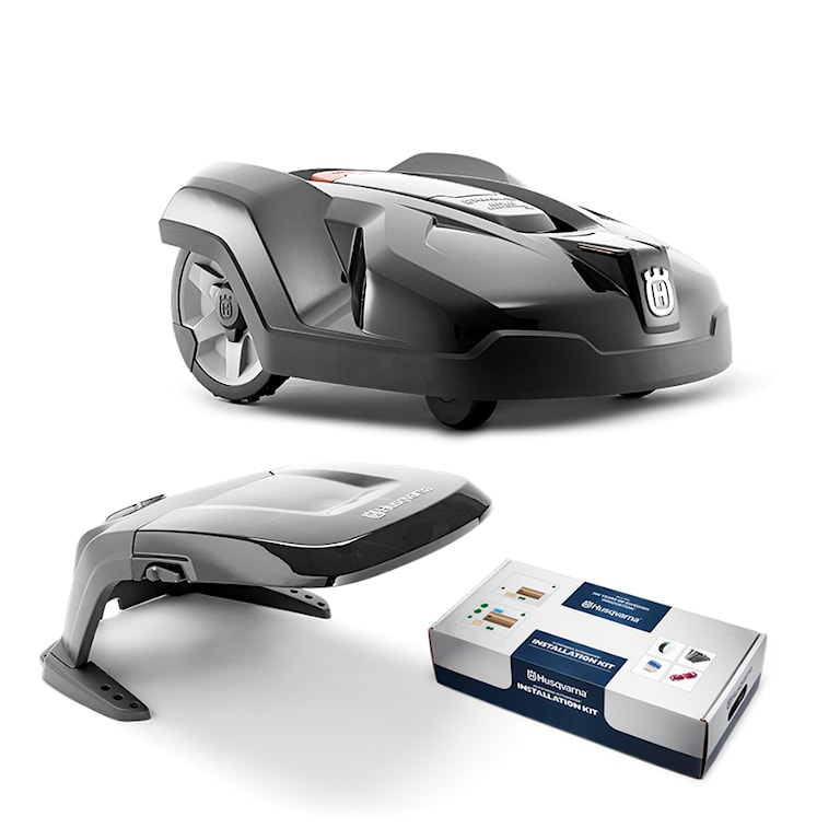 husqvarna automower 420 pluspaket k p p. Black Bedroom Furniture Sets. Home Design Ideas