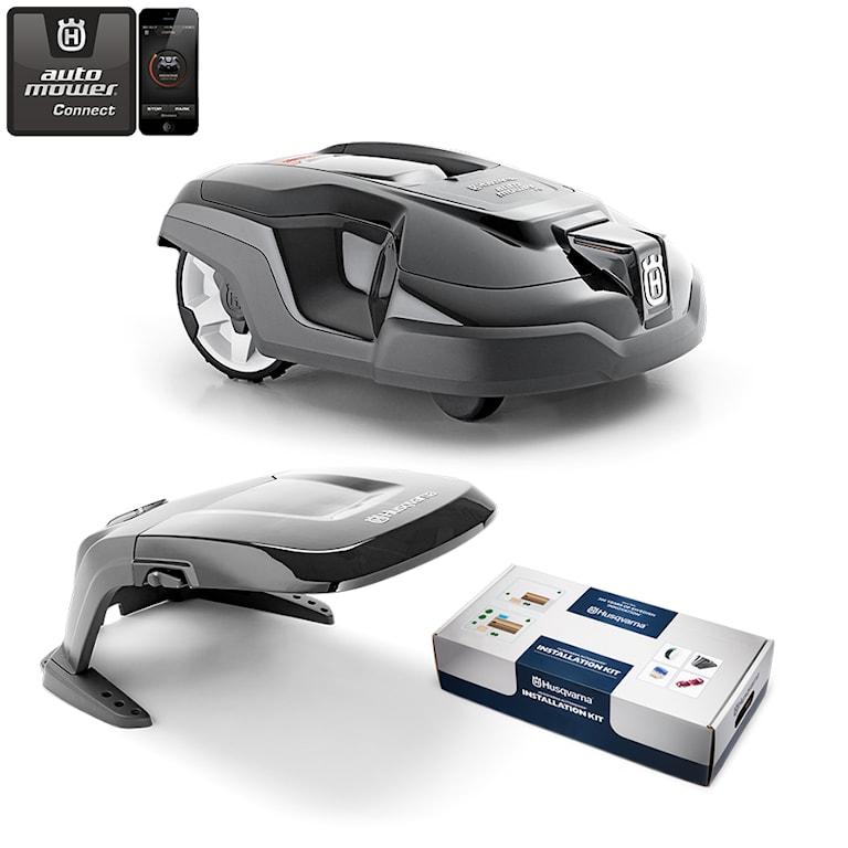husqvarna automower 310 premiumpaket k p p. Black Bedroom Furniture Sets. Home Design Ideas