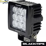 Vision X Blacktips 9 Led 63W 60°, BLB070960