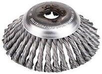 Cirkulärborste för kupad röjning och ogräsbekämpning, 16-6-5631