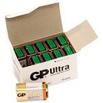 GP Ultra 9V Batteri, 9191250