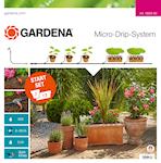 Gardena Micro-Drip System Startpaket M, 13001-20