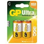 GP Ultra LR14 Batteri, 9191035