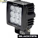 Vision X Blacktips 9 Led 63W 40°, BLB070940
