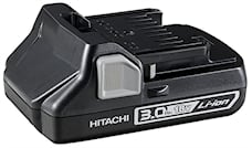 Hitachi Batteri 18V 3,0 AH, 60020668