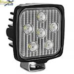 Vision X Vl Series Square 6-Led 30W W/Dt, VWS050640