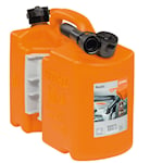 Stihl Kombidunk, orange med hållare & påfyllningssystem, 70018810101