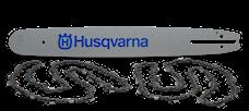 Husqvarna Svärd & Kedjepaket 15'' .325'' X-Cut 1.3mm 64dl, 5931405-02