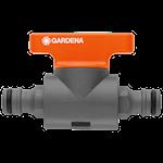Gardena Skarvkontakt med reglerventil , 02976-20
