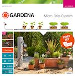 Gardena Micro-Drip System Startpaket M, 13002-20