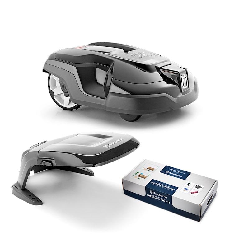 husqvarna automower 315 pluspaket k p p. Black Bedroom Furniture Sets. Home Design Ideas