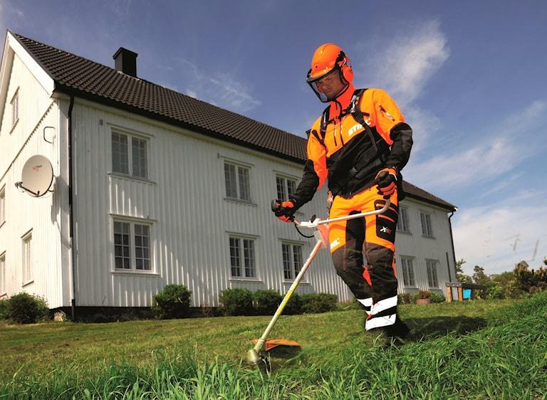 Stihl FS90 Gräs/slyröjarpaket., STIHLFS90-PAKET