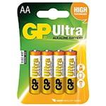 GP Ultra AA Batteri, 9191020