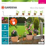 Gardena Micro-Drip System Startpaket S, 13000-34