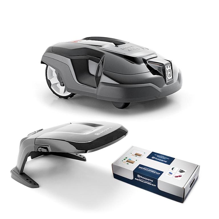 husqvarna automower 310 pluspaket k p p. Black Bedroom Furniture Sets. Home Design Ideas
