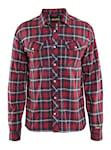 Blåkläder 3299-1138 Rutig skjorta,