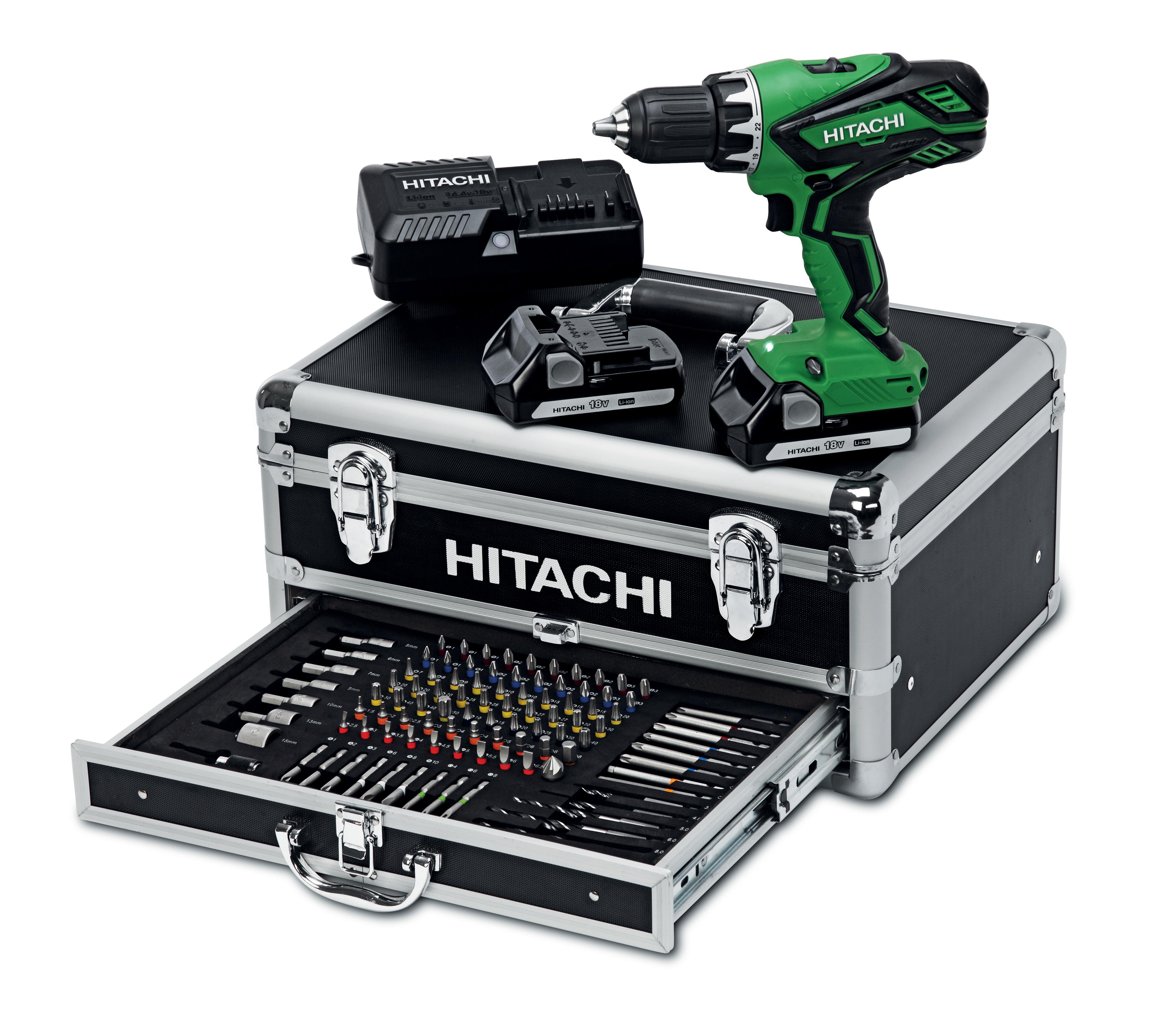Fräscha Hitachi - Köp på Maskinklippet.se RD-86