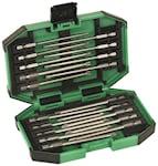 Hitachi Bitsbox sortiment 100mm 19 st, 66000050