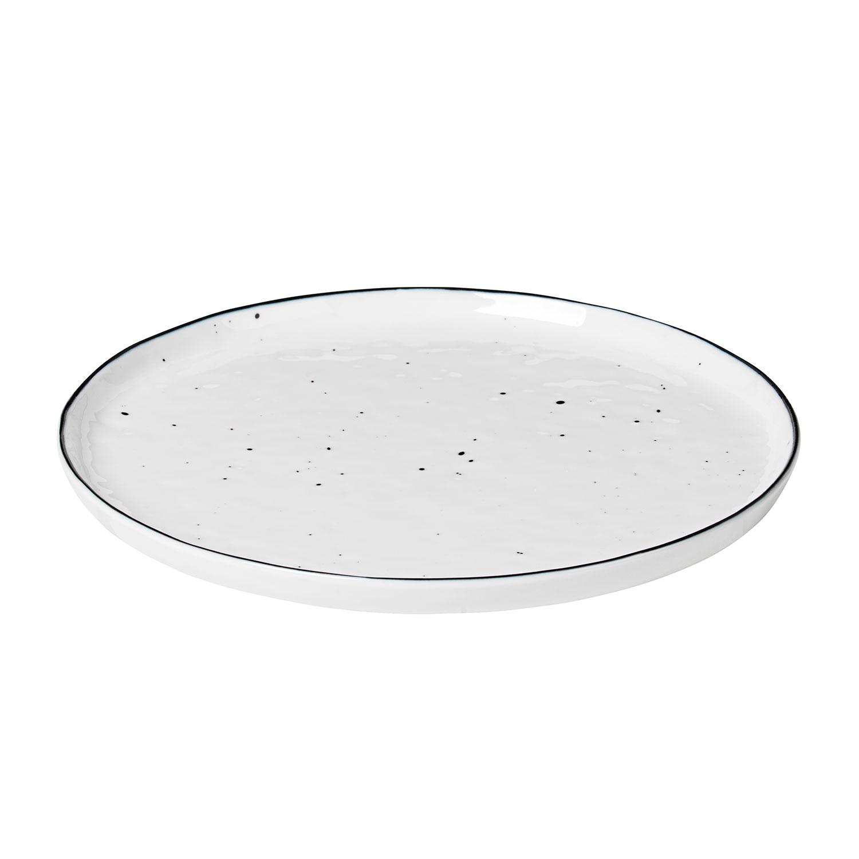 Salt Dots Teller   Broste Copenhagen  RoyalDesign.de