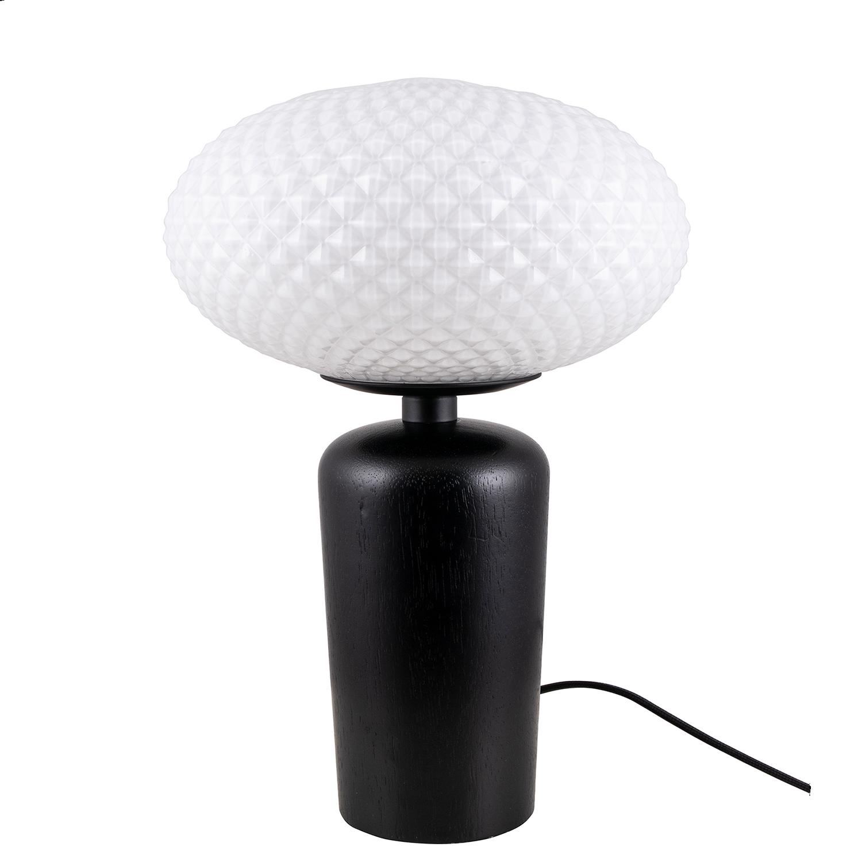 Globen Lighting-Jackson Table Lamp, White/Black