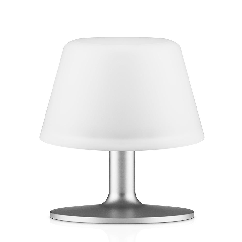 SunLight Solcell Bordslampa, Vit