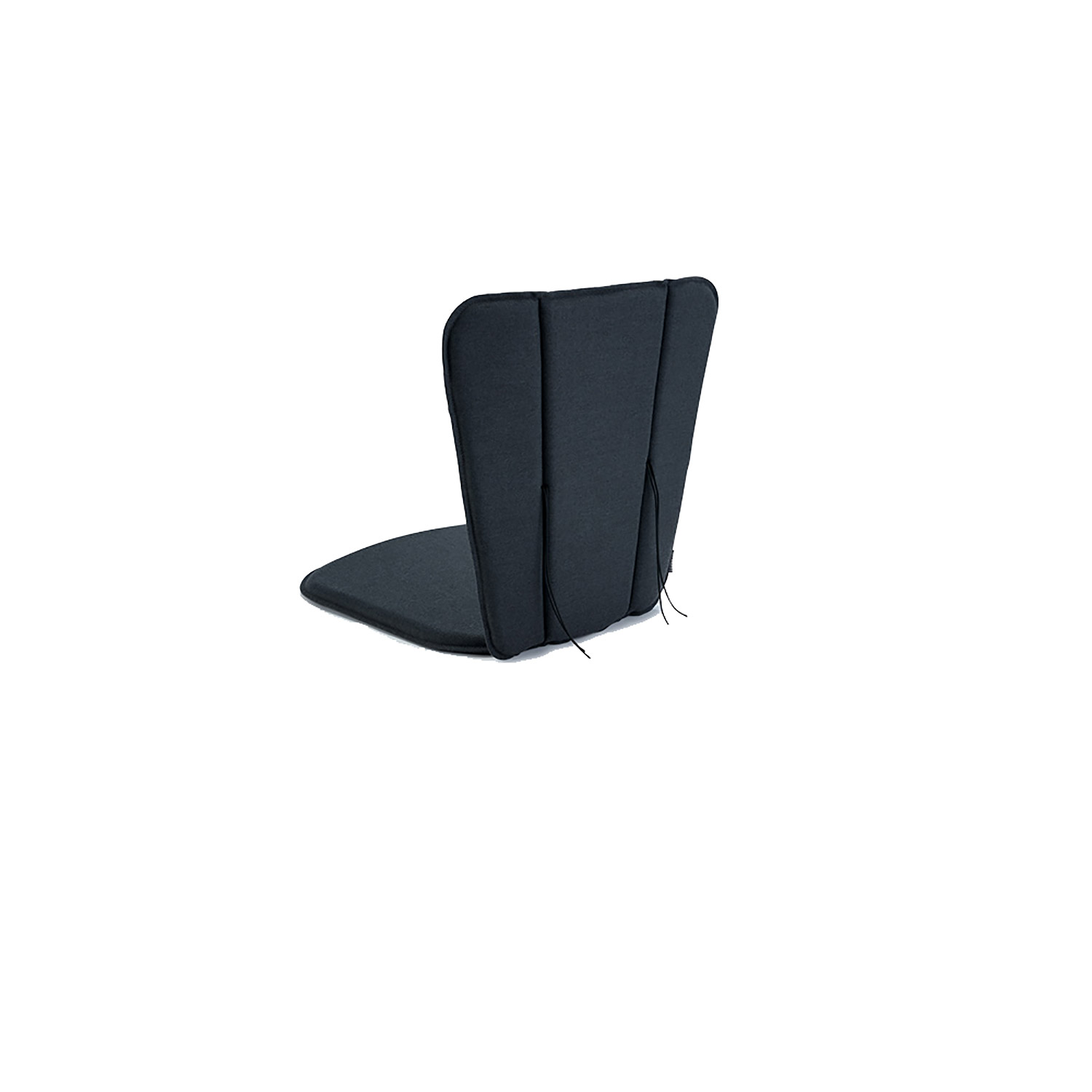 Houe-Paon Cushion For Dining Chair, Carbon Grey