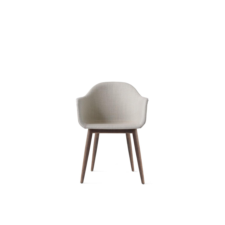 Harbour Chair Med Klädsel, Remix 233/Mörk Ek