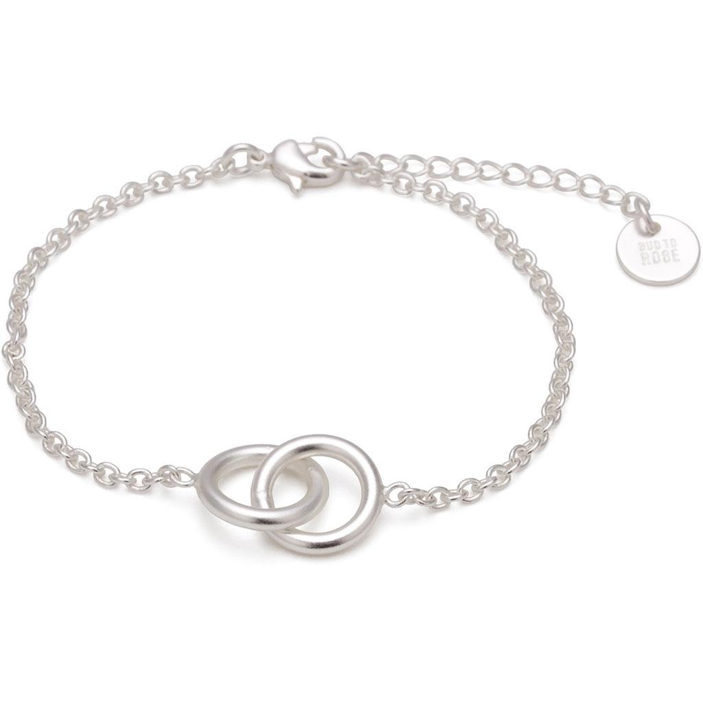Hitch Armband, Silver