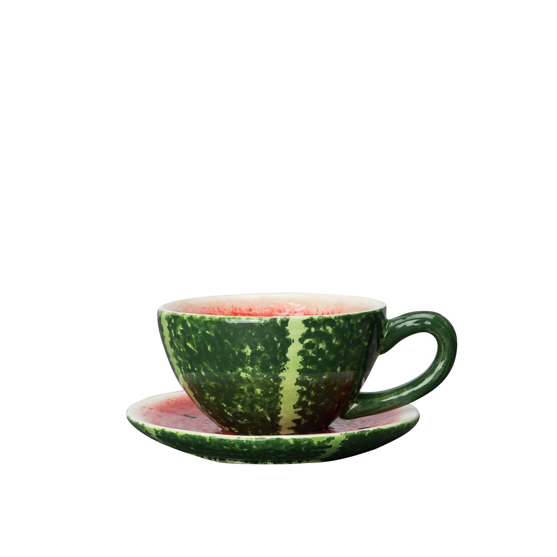Watermelon Kopp Med Fat