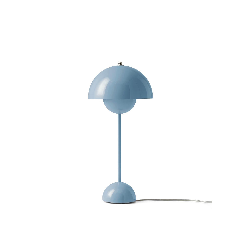 Bilde av &Tradition-Flowerpot Table Lamp VP3, Light Blue