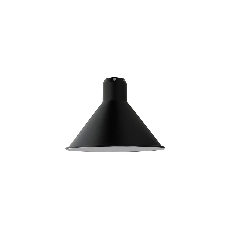 Bilde av La Lampe Gras-Kjegle Lampeskjerm L, Svart