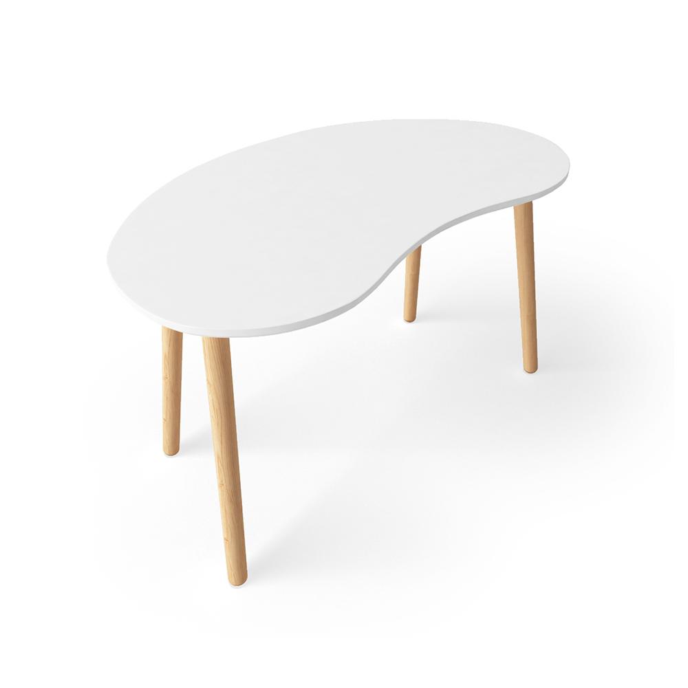 Department-Ray Kirjoituspöytä 72 cm, Valkoinen/Tammi