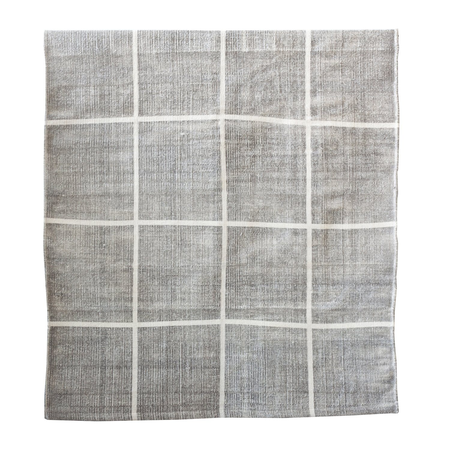 Bilde av Tell Me More-Square Rug, Grey
