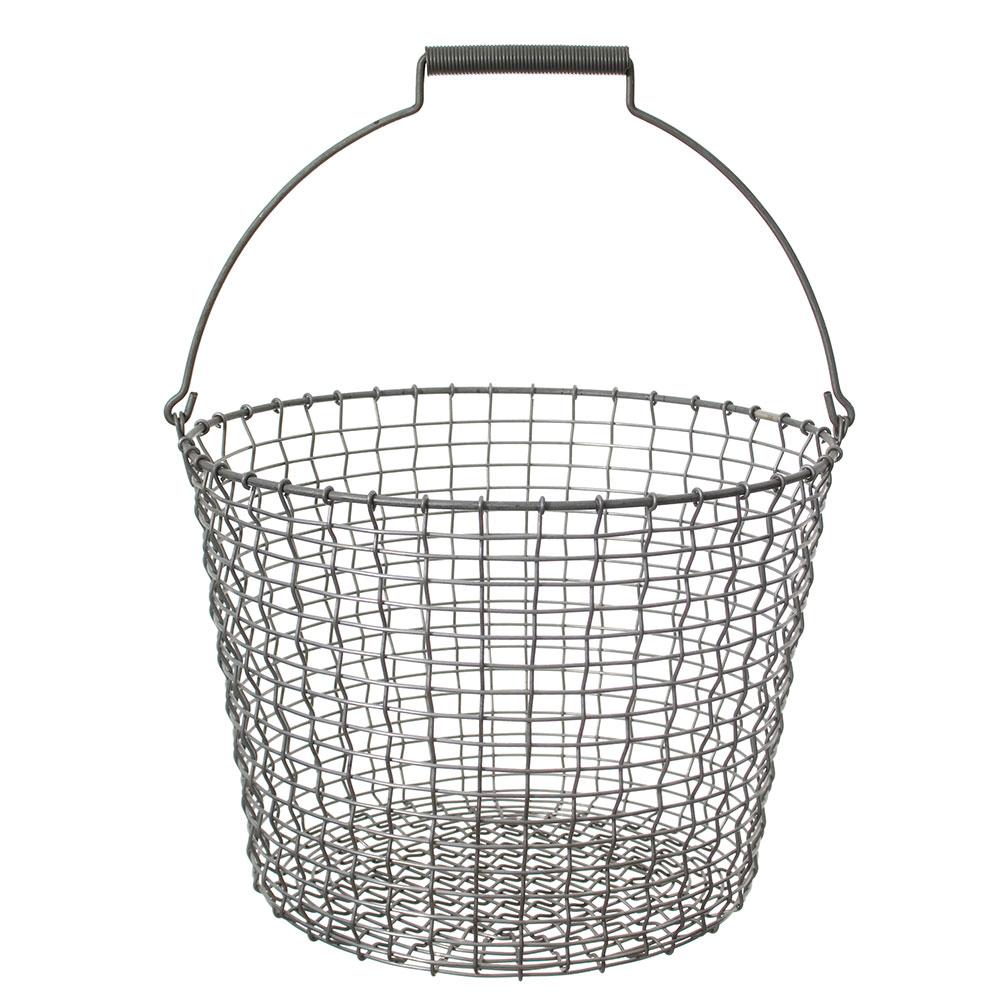 Korbo-Bucket 24 Kori, Galvanisoitu