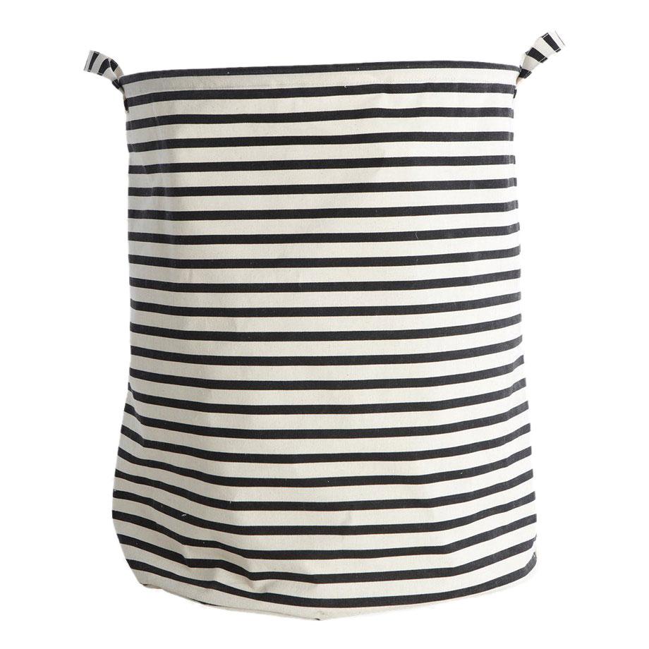 Stripes Tvättkorg