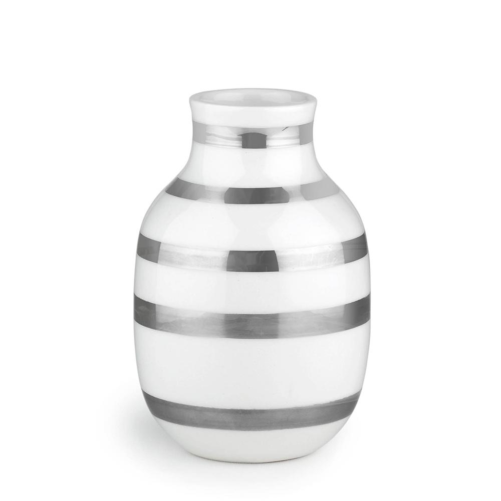 Kähler-Omaggio Vas Small, Silver