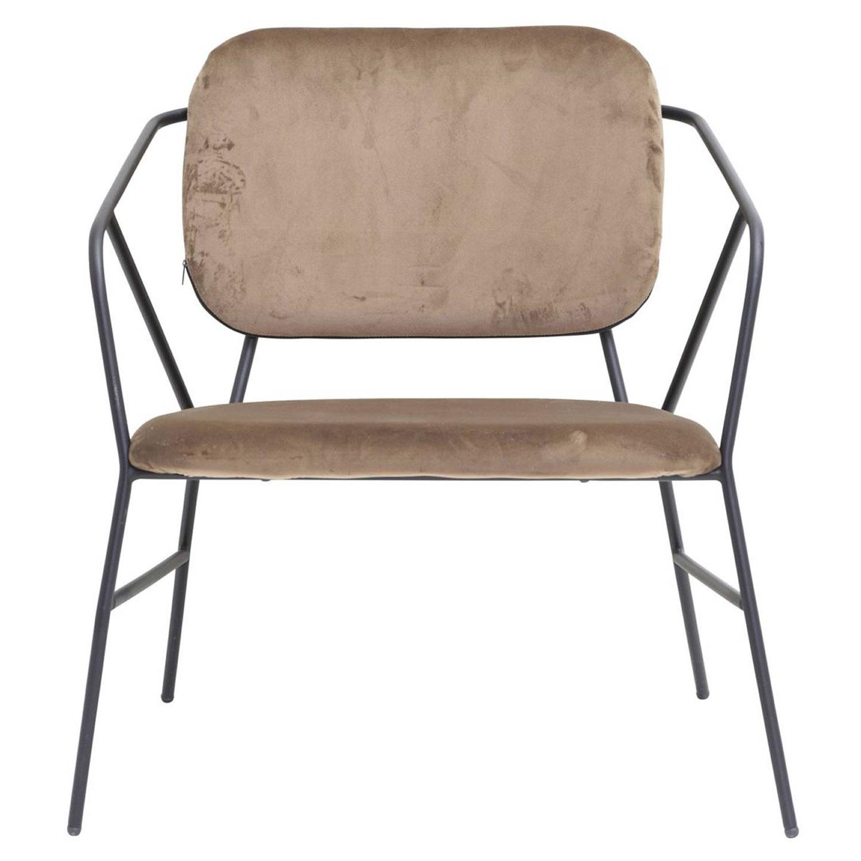 Bilde av House Doctor-Klever Lounge Stol, Brun
