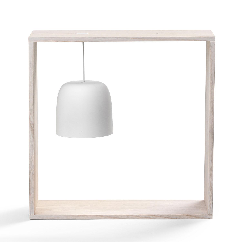 Bilde av Flos-Gaku Bordlampe Wire, Hvit