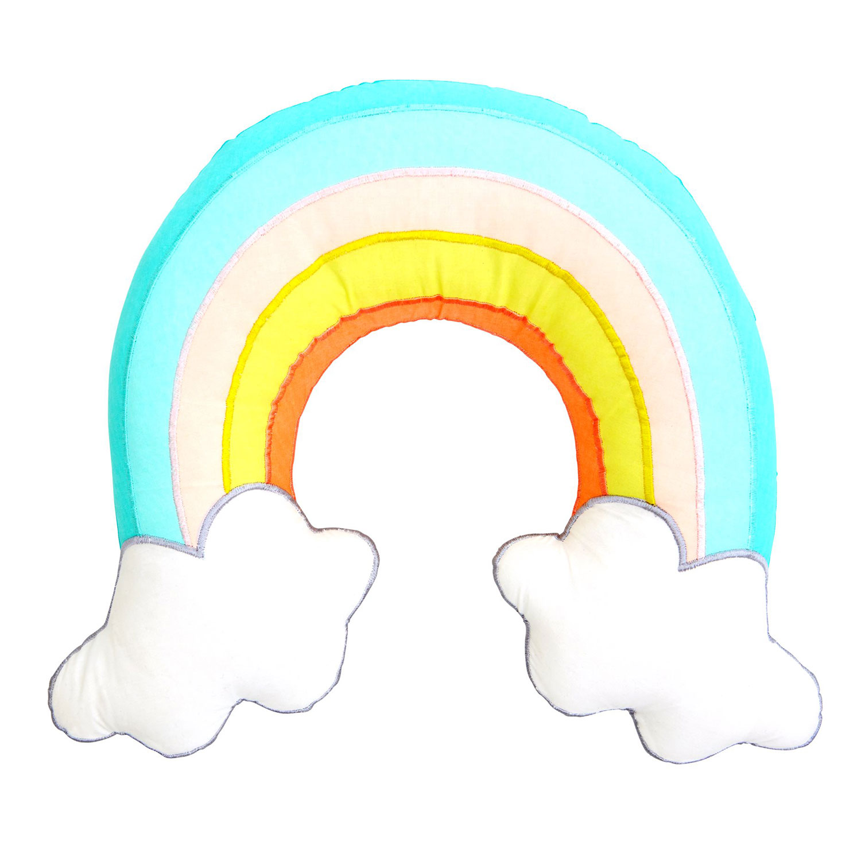 Rice Kudde Rainbow