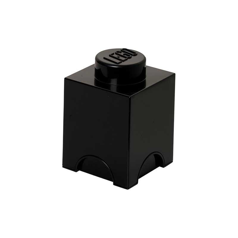 Lego Förvaringslåda 1, Svart