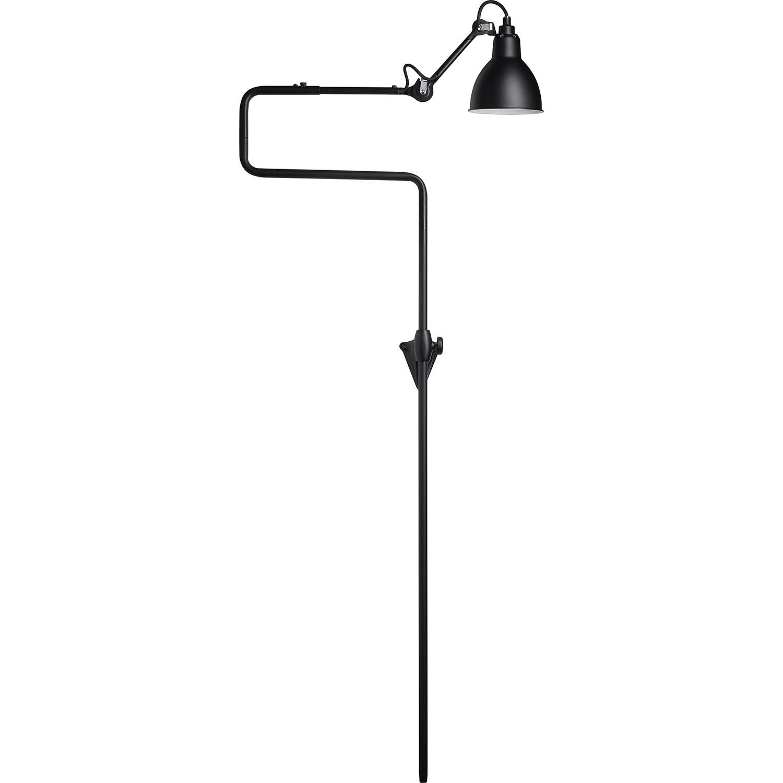 N°217 Vägglampa, Svart