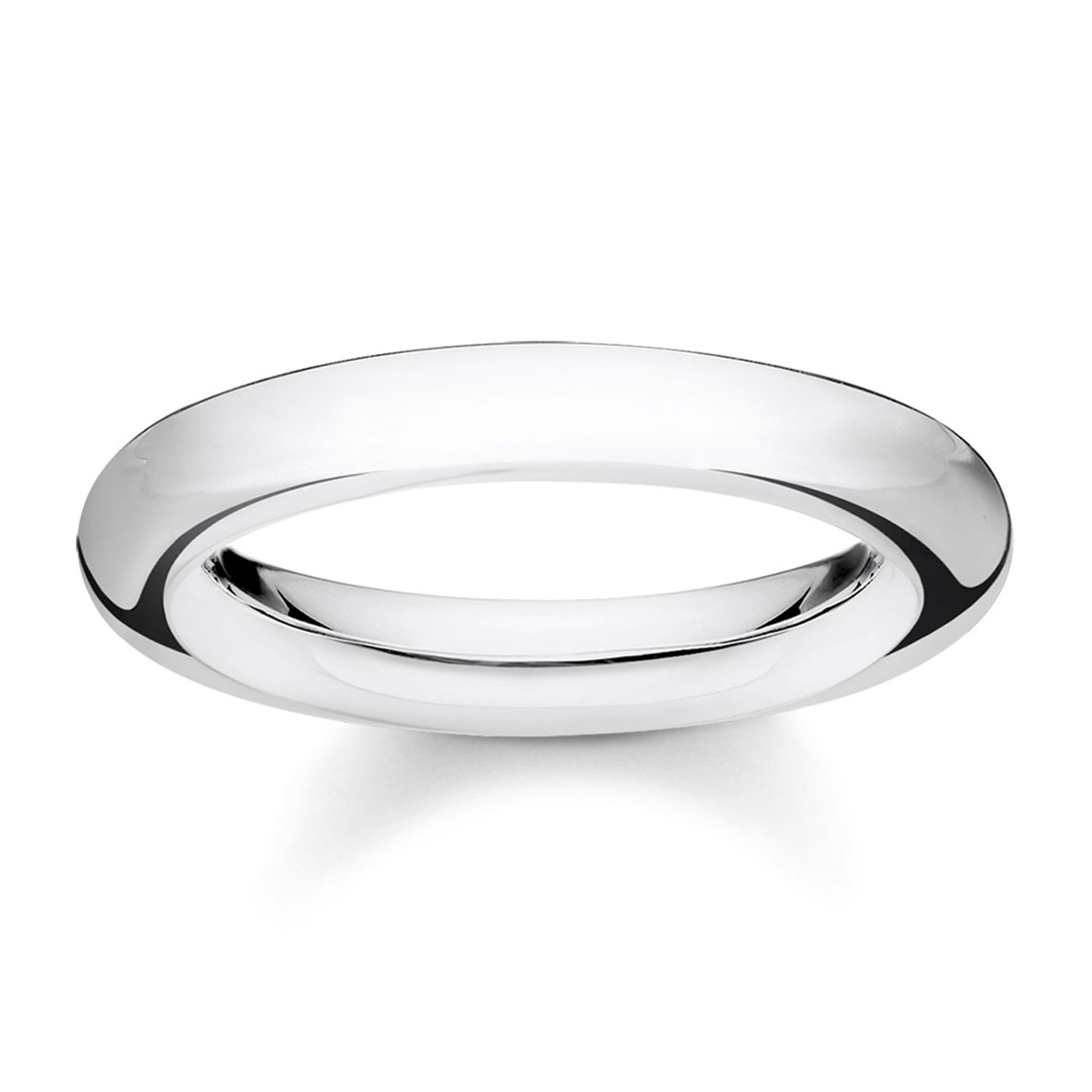 Classic Ring 56 mm, Silver