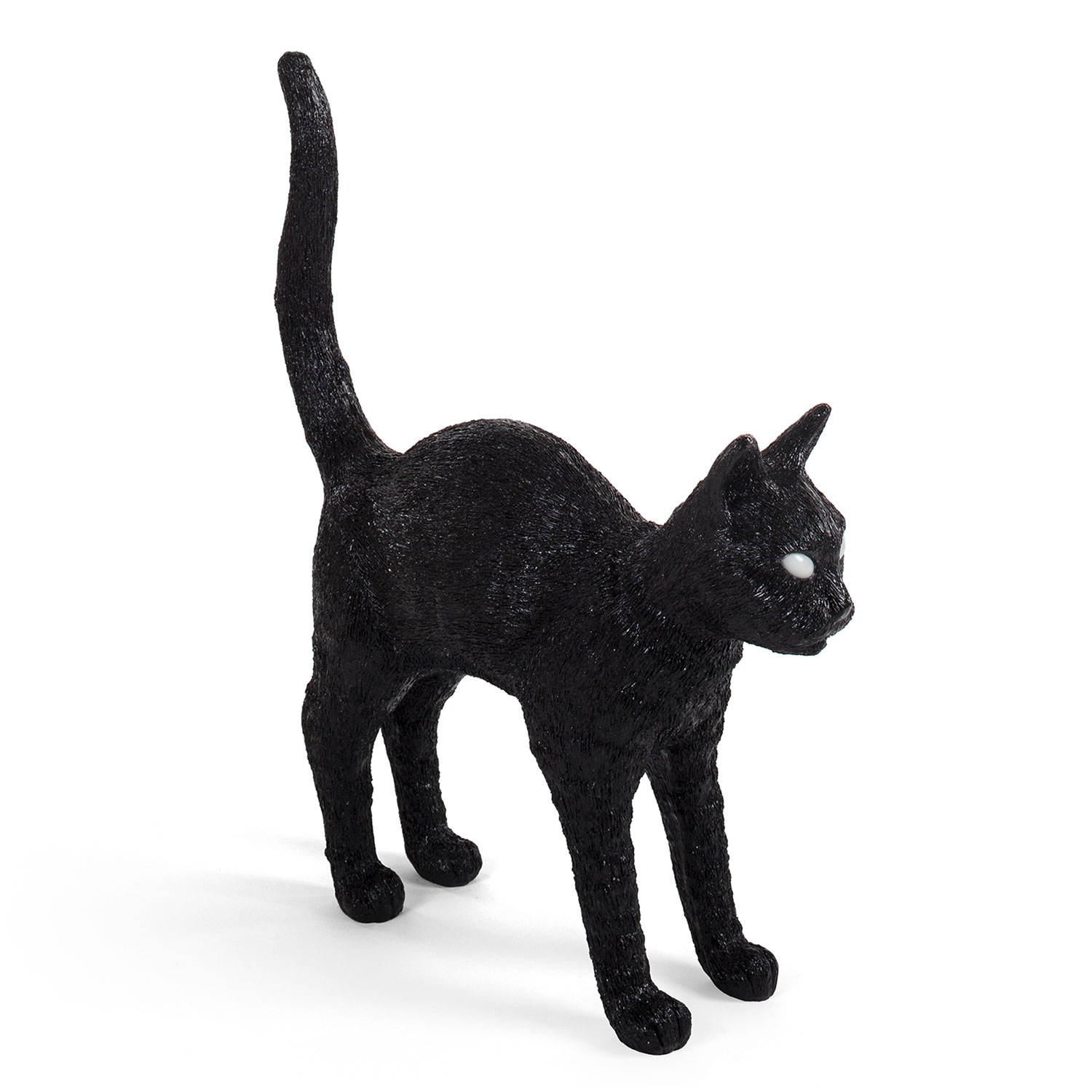 Jobby The Cat Lamp, Schwarz Seletti @ RoyalDesign